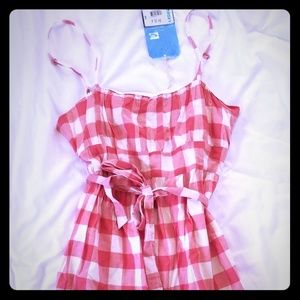 NWT Roxy Summer Picnic Dress